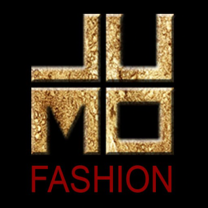 JUMO Fashion Logo Black Background